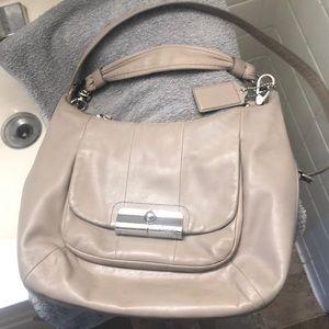 Coach Kristen hobo bag